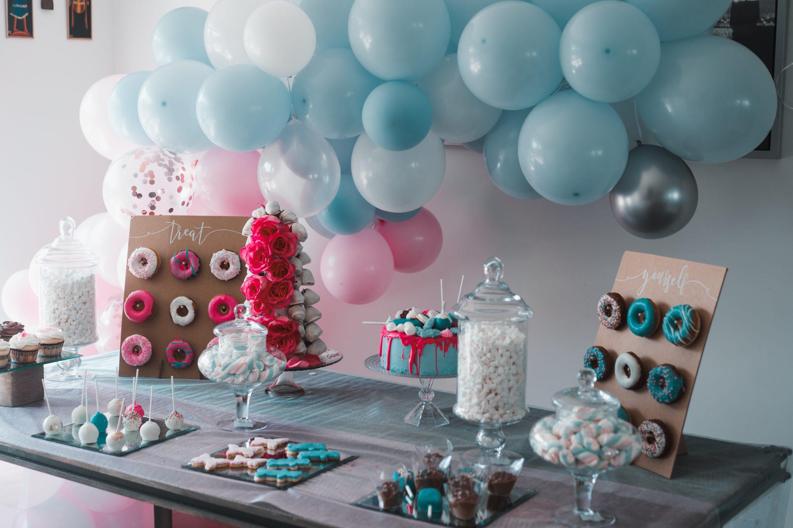 Organisez un anniversaire grandiose et sur-mesure