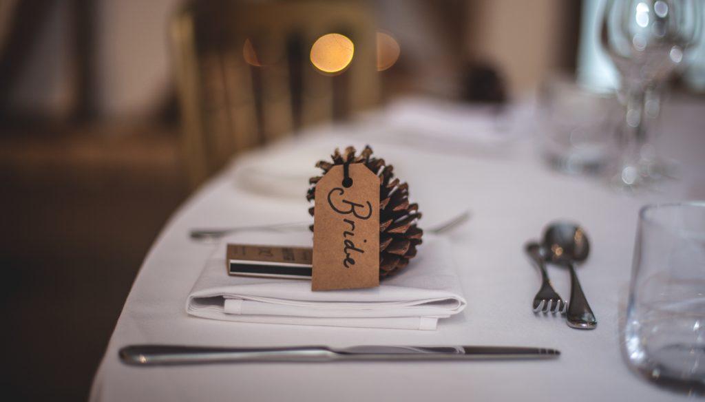 Organiser votre plan de table