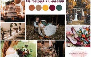 Un mariage en automne