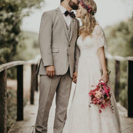 Du Bonheur dans l'Air organise le mariage de vos rêves